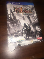The Legend of Heroes Trails of Cold Steel II 2 Relentless Edition ps4 complete