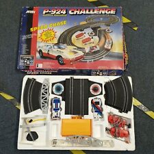 Retro Artin P-924 Challenge Car Game With Track Used Good Condition (HC)