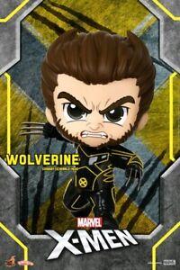 X-Men (2000) - Wolverine Cosbaby-HOTCOSB802-HOT TOYS