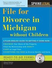 How to File for Divorce in Michigan without Children Legal Survival Guides