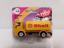 Siku 1030 Shell Tankwagen Shell Tanker Truck 1/64 Yellow
