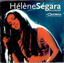 CD - HELENE SEGARA - En Concert