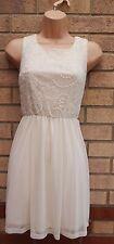 Dorothy Perkins Lace Floral Skater Dresses
