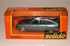 Solido Citroen GS Sedan, 1/43 Scale Boxed