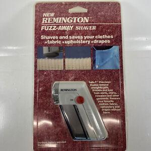 Remington Fuzz-Away Clothes Shaver NOS 1987 Model RCS-1 New TA4