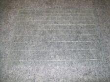"""W10864399 WHIRLPOOL REFRIGERATOR CRISPER GLASS 13"""" X 16 1/2"""" 2174150 2179259"""
