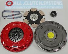 ACS STAGE 4 CLUTCH KIT+FLYWHEEL+CAR DECAL DODGE NEON SRT-4 SRT4 2.4L TURBO