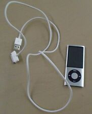 Apple iPod nano 5th Gen. Silver (16 Gb) Excellent Condition