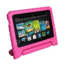 Kid Foam Protective Shock Proof Stand Handle Case Cover for iPad 2 3 4 Kindle Rose