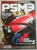 MAGAZINE - PSM3 Playstation 3 PS3 Magazine #133 Dec 2010 Gran Turismo 5