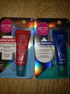 Eos The Fixer Heal And Repair Medicated Analgesic Lip Ointment 0.35floz  06/22