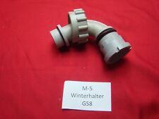 Winterhalter GS 8 Zulaufrohr Verteilerrohr + Dichtungsgummi + Adapter #2