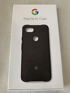GENUINE Google Pixel 3a XL Case GA00787 Carbon Fabric OPEN BOX! NEW!