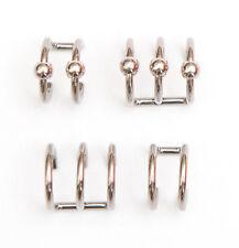 12 x Funky ear cuff non piercing upper ear cartilage hoops body jewellery