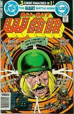 All-Out War # 6 (of 6) (68 pages) (USA, 1980)