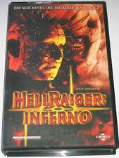 Hellraiser 5 - Inferno - VHS/Horror/Doug Bradley/Kinowelt/FSK 18