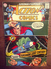 Action Comics  #370 F/VF