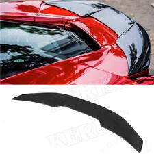 Spoiler Carbon Fiber Rear Trunk Wing Spoiler Lip For Ferrari 488 GTB 2017-up