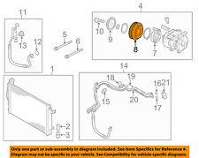 KIA OEM 12-13 Forte Compressor-Pulley 976431D000
