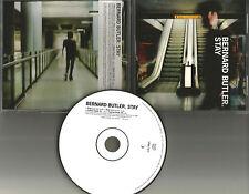 Suede BERNARD BUTLER Stay RADIO EDIT PROMO DJ CD single USA 1998 PRINTED LYRICS