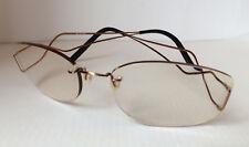 MINIMA Titanium Brillengestell Brille randlos unisex France eyeglasses  occchial