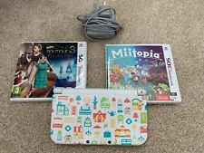 Nintendo 3DS XL Animal Crossing Console (PAL)