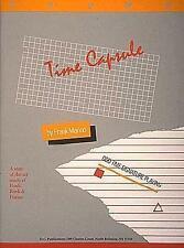 Marino, F. - Time Capsules