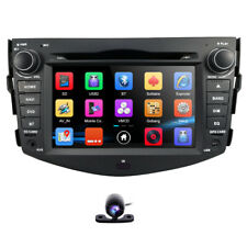 2006-2012 TOYOTA RAV4 Car CD DVD Player 2 DIN GPS Navigator Stereo Radio Camera