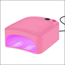 Professional LED UV Nail Dryer Gel Polish Lamp Light Curing Manicure Machine 36W
