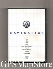 2009 Volkswagen Eos GTI CC Jetta Passat Touareg Tiguan RNS510 Navigation DVD Map