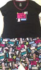 Pajamas womens size 3X new 60%cotton polyester Secret Treasures Good Night Dream