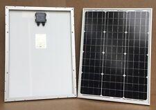 Pannello solare fotovoltaico 50 W 12 V monocristallino 4 busbar