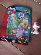 K'NEX Super Mario Series 8 TOAD Figure