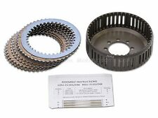 EVR DUCATI 48T Sintered Plates & Basket, Clutch Set 39mm 1098, 1098s  CDU-211KS