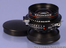 RODENSTOCK APO-SIRONAR-S 150MM F5.6 4X5 LARGE FORMAT LENS W/ CPS +COPAL 0