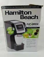 Hamilton Beach - FlexBrew Coffee Maker - Black -49974 Open Box