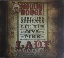 Lady Marmalade Christina Aguilera Lil' Kim Mya Pink CDS Moulin Rouge