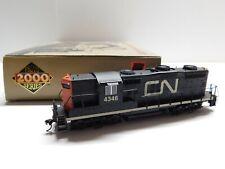 HO Scale - PROTO 2000 - Canadian National Lazy 3 GP-18 Diesel Locomotive #4346