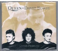QUEEN + DAVID BOWIE UNDER PRESSURE CD SINGOLO SINGLE cds NUOVO SIGILLATO!!!