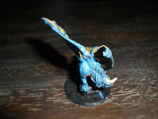 Young Blue Dragon D&D Miniature Dragon Collector Set mini Dungeons Pathfinder