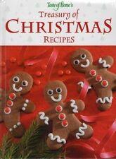 Taste of Homes Treasury of Christmas Recipes by Jean Steiner