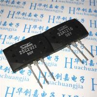 1pairs 2SA1216 2SC2922 Original Sanken Transistor MT-200,2pcs