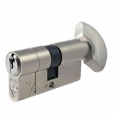UAP Euro Thumb Turn Cylinder Barrel Door Lock Anti Snap Bump Pick High Security