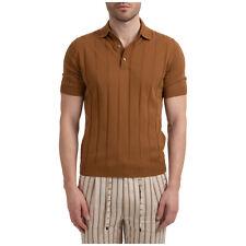 Hombres Camisas Polo lardini ellpmc 48_EL56020_200 Manga Corta