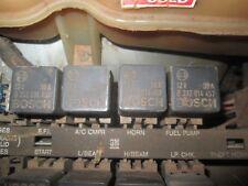 Genuine Holden Commodore relays x 4 VN VP VR VS VT VX VY Calais Berlina HSV