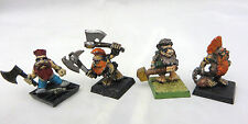 Warhammer Dwarf Slayers  Warriors army lot metal oop