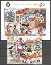 Walt Disney, Weihnachten - Dominica - ** MNH 1988