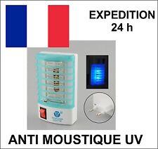 LAMPE ANTI MOUSTIQUE INSECTES UV  ELECTRIQUE