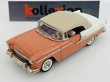 BUBY Collector's Classics Argentina CHEVROLET Belair Orange 1955 1.43 NB