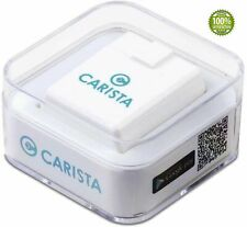 Carista Adattatore OBD2 Compatibile con iPhone/iPad e Android - Nuovo